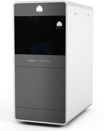 ProJet HD 3510 Produktlinie veröffentlicht