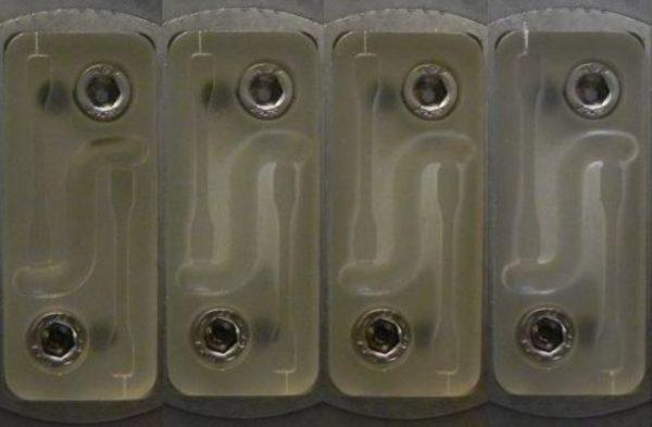 Generativ hergestellte Werkzeugformen für den Spritzguss