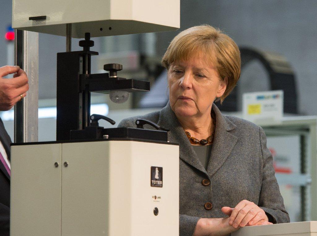 Merkel meets Totem3D