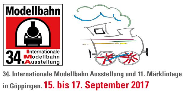 11. Märklintage und 34. Internationale Modellbahnausstellung Göppingen