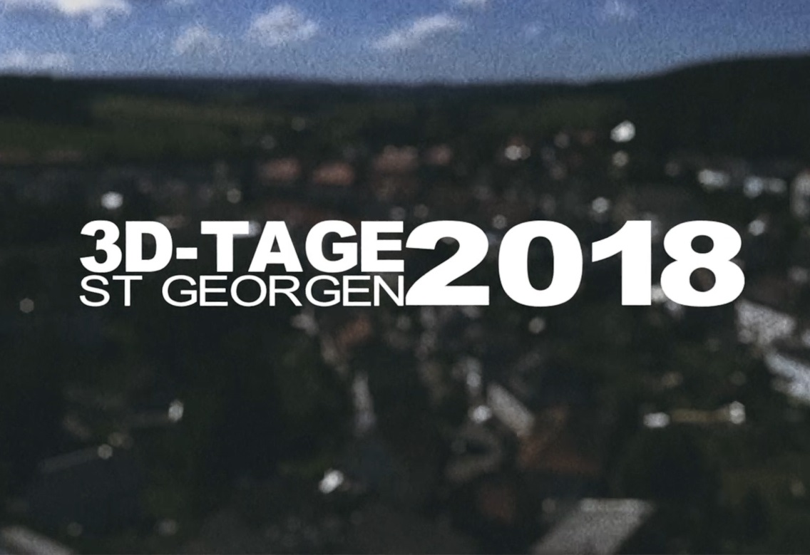 3D-TAGE 2018 (Review)